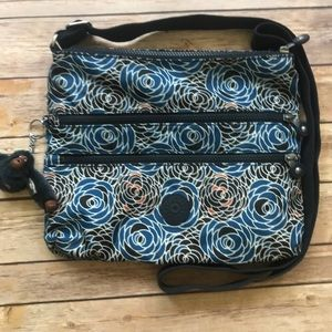 Kipling Alvar Adjustable Crossbody Purse